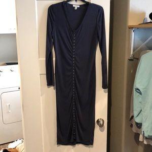 BP button down dress